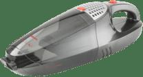Grijze Tristar KR-3178 Kruimelzuiger - 12V accu - 12V autostekker