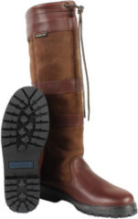 Bruine Dubarry Galway Regular Fit Men Walnut Regenlaarzen