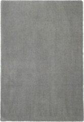 Flooo Vloerkleed Soft Touch Sunset Grey Grijs - Tapijten woonkamer - Hoogpolig - Extreem zacht - 140x200