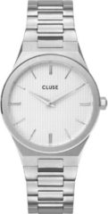 CLUSE CW0101210003 Horloge Vigoreux Snow White Silver 33 mm
