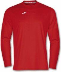 Joma Combi Voetbalshirt Lange Mouw - Rood | Maat: XL