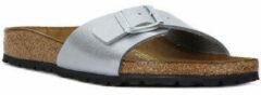 Zilveren Birkenstock Madrid - Slippers - Silver - Smal - Maat 40