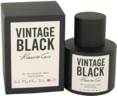 Vintage Black By Kenneth Cole Edt Spray 100 ml - Fragrances For Men