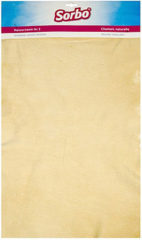 Beige Natuurzeem nr.3 ca. 52 x 35cm 55235