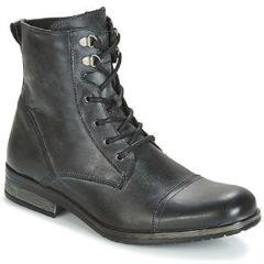 Zwarte Laarzen Casual Attitude RIBELLE