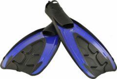 Rucanor zwemvliezen Blue bay IV unisex blauw/zwart maat 45-46