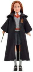 Grijze Mattel tienerpop Wizarding World Ginny Weasley 26 cm zwart