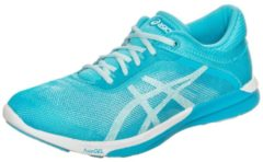 FuzeX Rush Laufschuh Damen Asics aquarium / white / pale blue