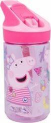 Peppa Pig - Drinkbeker - Beker - Roze - Inhoud 480ML