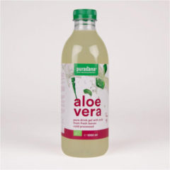 Purasana Aloe vera drink gel bio vegan 1000 ml
