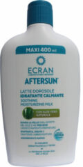 Vochtinbrengende Melk After Sun Ecran (400 ml)