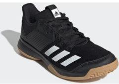 Zwarte Lage Sneakers adidas Ligra 6 Schoenen