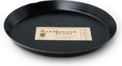 Zwarte Bakmeester Claes taart-pizzavorm 30cm