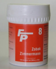 Medizimm Zobak 8 120 Tabletten