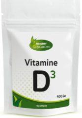 Healthy Vitamins Vitamine D3 400 ie - 100 softgels
