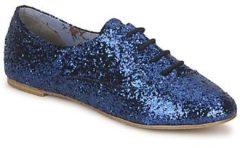 Blauwe Klassieke Schoenen StylistClick NATALIE
