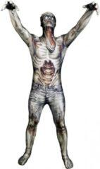 Morphsuits™ The Zombie Morphsuit - SecondSkin - Verkleedkleding - 163/175