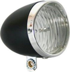 Ikzi Light Voorlicht - Fietslamp - Batterij - LED - Zwart