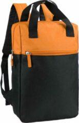 Derby of Sweden Bags - Sky Daypack - Rugzak - Oranje