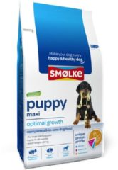 Smolke Puppy Maxi - Hond - Volledig droogvoer - 3 kg