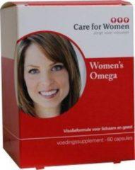 Care for Women Omega 3 - 60 capsules - Visolie - Voedingssupplement