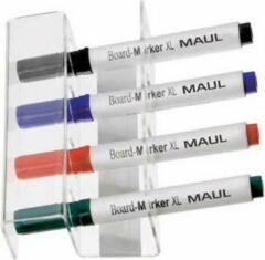 Transparante Maul magnetische houder voor whiteboardstiften, acryl
