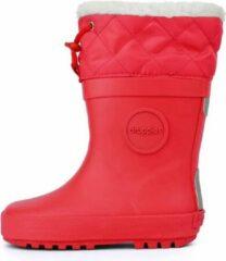 Druppies Regenlaarzen Gevoerd - Winter Boot - Roze - Maat 30