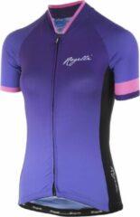 Rogelli Flow Fietsshirt - Dames - Maat M - Paars/Roze