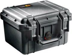 Peli 1300 Waterdichte Camerakoffer Zwart met Foam Interieur