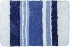 Sealskin soffice badmat 90x60cm micro fibre blauw 294363624