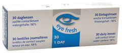 Eye Fresh Eyefresh Eyefresh Daglenzen -1.50