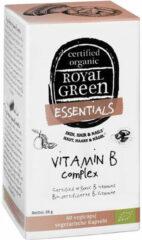 Groene Royal Green Royal groen Vitamine B Complex Capsules 60st