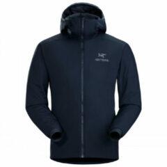 Donkerblauwe Arc'Teryx - Atom LT Hoody - Outdoor jas - Heren - Blauw - Maat S