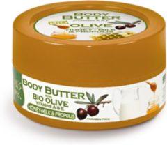 Pharmaid Natuurlijke voedende Body Butter op basis van bio Olive Oil, honing, melk, verouderings-ingrediënten en Propolis - Athenas Treasures 200ml