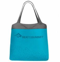 Sea to Summit - Ultra-Sil Nano Shopping Bag - Schoudertas maat 25 l, turkoois/grijs