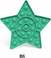 Pop It - Fidget Toys - Groene Ster
