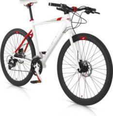 MBM Crossbike SKIN 28 Zoll 27-Gang Weiß