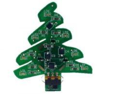 Velleman MK183 LED-kerstboom Uitvoering (bouwpakket/module): Bouwpakket 5 V/DC
