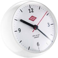 Beige Wesco Mini Uhr / Kochwecker Ø 12,5 cm