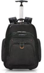 "Zwarte Everki Atlas Wheeled Laptop Backpack 13-17.3"" Black"