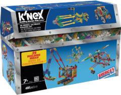 K'nex K'nex 35 Modellen Koffer Exclusief