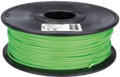 Velleman PLA3V1 Filament PLA kunststof 3 mm Lichtgroen 1 kg