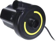 Zwarte Orange85 Elektrische Pomp - Luchtbed - Elektrisch - Voor Zwembad - Met Stekker - 3 opzetstekken - Luchtpomp