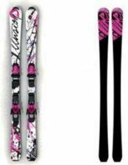 Roze Sporten Illusion Ski's