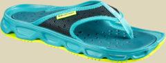 Salomon RX Break Women Freizeitschuh Damen Größe UK 8 blue bird/deep Lagoon/yellow