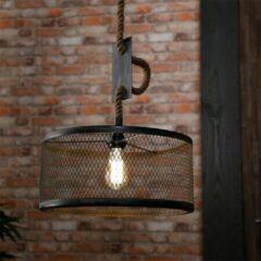 Grijze Easy Furn Hanglamp Melanie