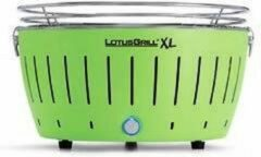 LotusGrill XL Hybrid Tafelbarbecue - �5mm - Groen