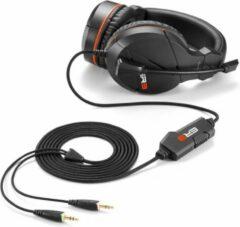 Sharkoon RUSH ER3 Headset Hoofdband Zwart, Rood
