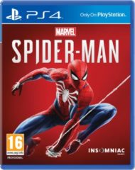 Sony Spider-Man (PlayStation 4)