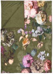 Essenza Fleur - Bedsprei - Tweepersoons - 220x265 cm - Moss